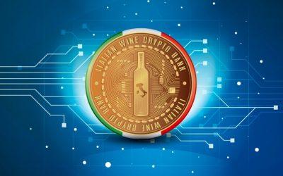 LA SOCIETA' CHE PRODUCE ZHONG CAN YI JIU LANCIA L'INNOVATIVA ITALIAN WINE CRYPTO BANK (IWCB)