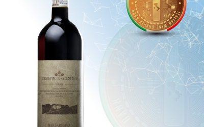"THE GREAT WINES OF ITALIAN WINE CRYPTO BANK:GIUSEPPE CORTESE, BARBARESCO ""RABAJÀ"" RISERVA 2017"