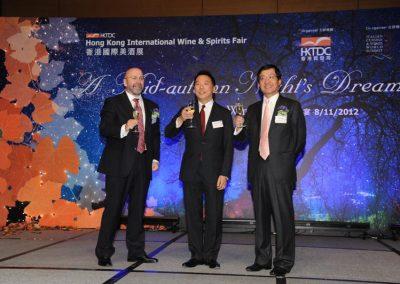 2012 Hong Kong - International Wine _ Spirits Fair ministri dell_economia e del commercio Hong Kong all_Italian Cuisine and Wine World Summit