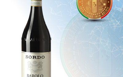 "THE GREAT WINES OF ITALIAN WINE CRYPTO BANK: SORDO, BAROLO DOCG ""MONPRIVATO"" 2016"