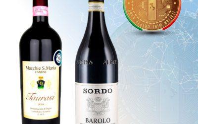 SORDO AND MACCHIE SANTA MARIA JOIN THE ITALIAN WINE CRYPTO BANK