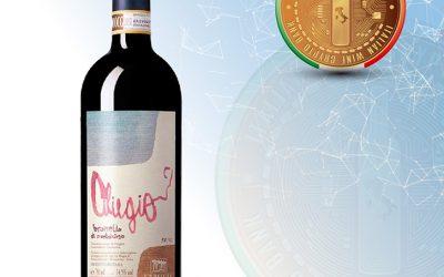 """THE ITALIAN WINE CRYPTO BANK WELCOMES """"CILIEGIO"""" BRUNELLO DI MONTALCINO DOCG BY FATTORIA LA MAGIA"""
