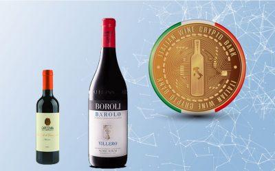 TENUTA DI CAPEZZANA 和 BOROLI 加入意大利葡萄酒加密银行